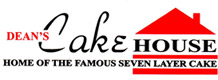 Dean's Cake House - Home of the famous seven layer cake.